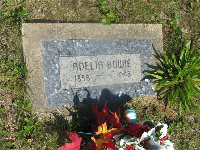 Adelia <i>Norris</i> Bowie
