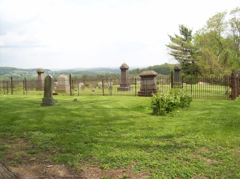 Weaver and Waddell Cemetery