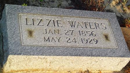 Elizabeth Lizzie <i>Silco</i> Waters