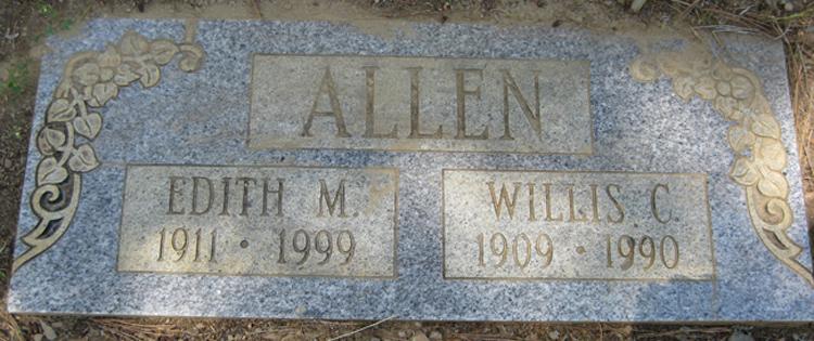 Willis C. Allen