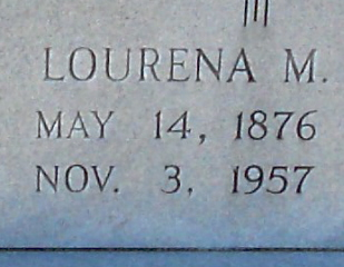 Lourena <i>Miner</i> Cruce