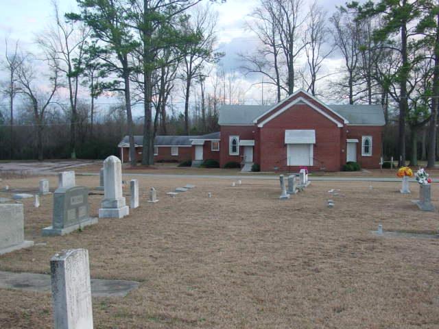 Peoples Chapel Cemetery