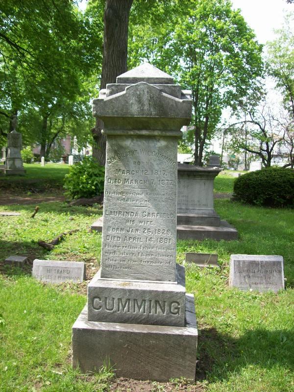 Gilbert William Cumming