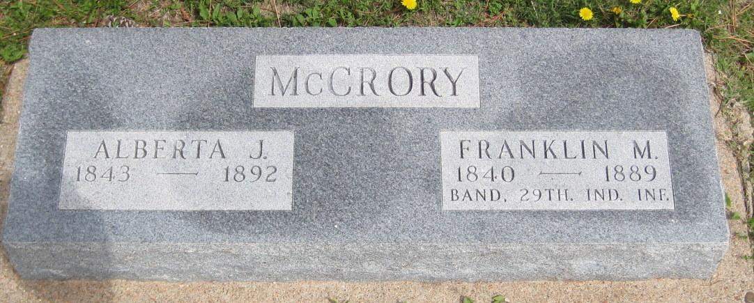 Franklyn Mitchell Mitch Mccrory