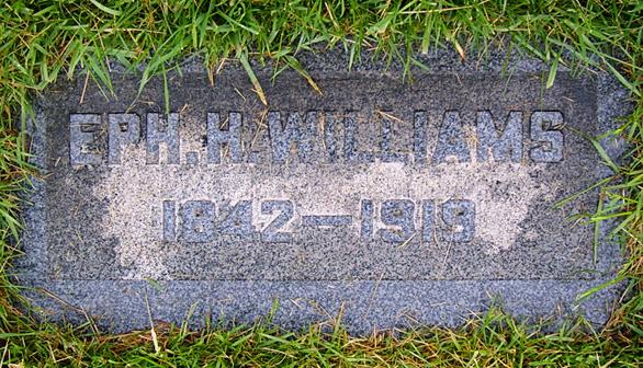 Ephraim Henry Williams