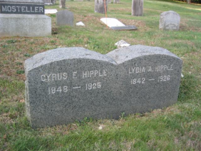 Cyrus F. Hipple