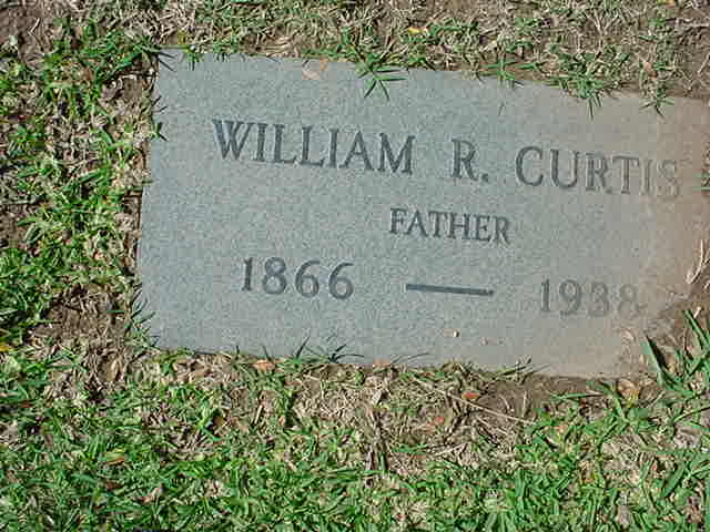 William Rushmer Nick Curtis