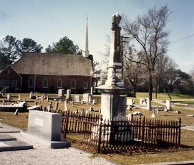 Methodist Church Cemetery