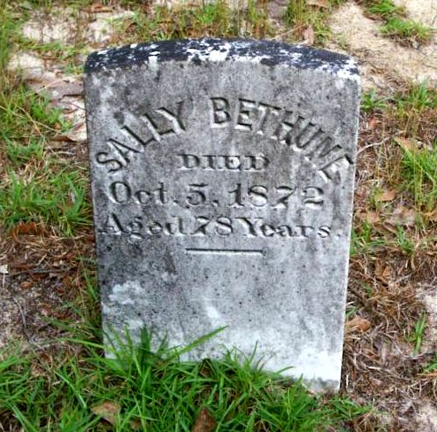 Sally Bethune