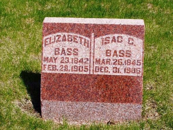 Elizabeth <i>Dean</i> Bass