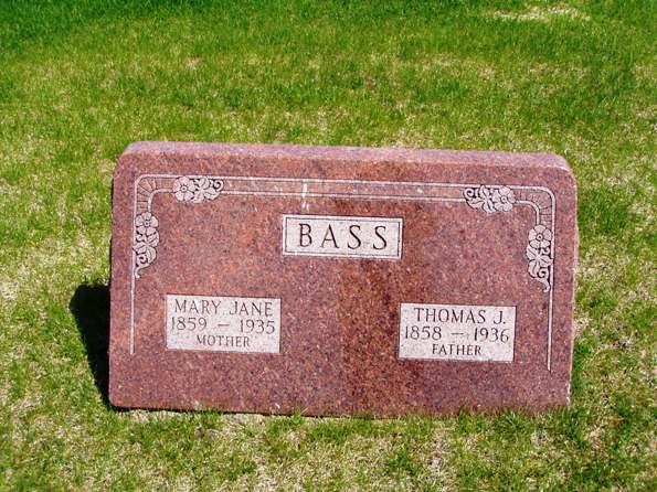 Thomas Jefferson Bass