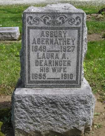 Laura A <i>Dearinger</i> Abernathy
