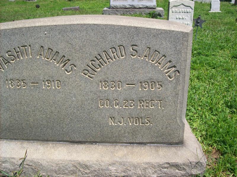 Pvt Richard S. Adams