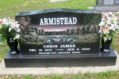 Chris James Armistead