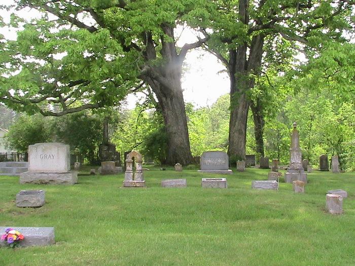 Bowery Cemetery