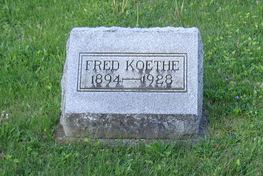 Fred John Koethe