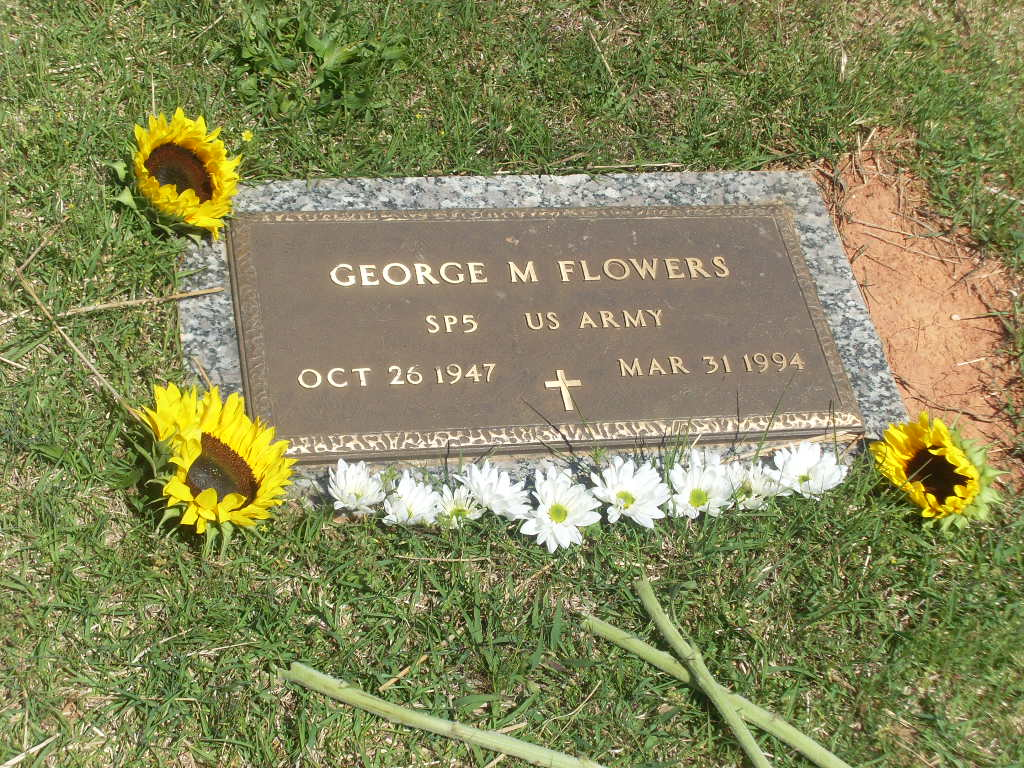 George Michael Flowers