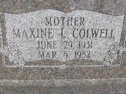 Maxine Lavonne <i>Alton</i> Colwell