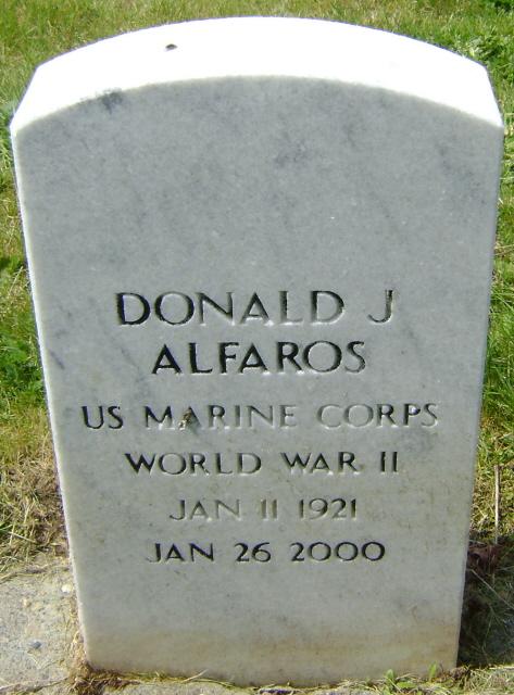 Donald J. Alfaros
