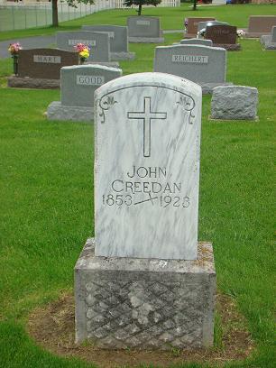 John Creedan