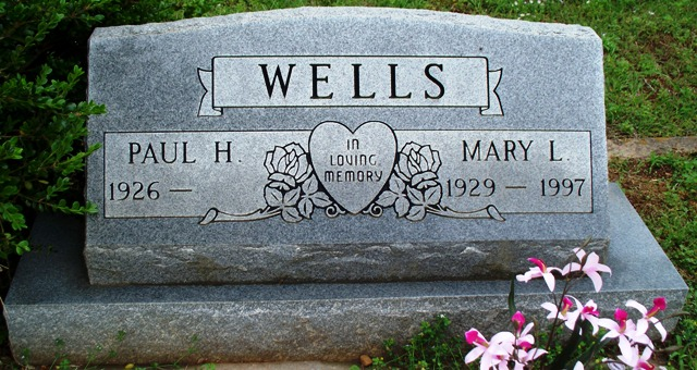 Mary Lou <i>Starrett</i> Wells