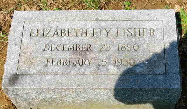 Elizabeth Ely Fisher