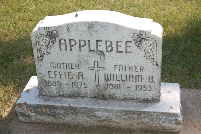 William Birgle Applebee