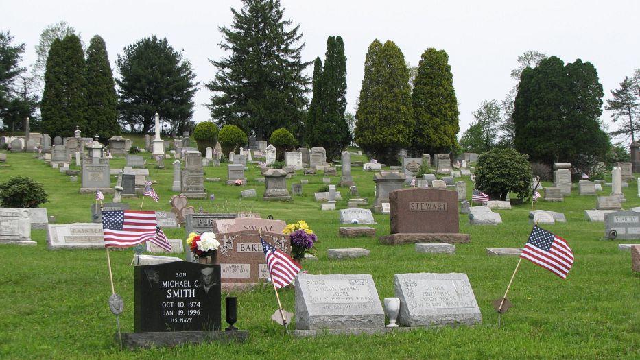 New Alexandria Union Cemetery