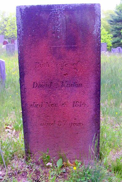 Ruth <i>Dorman</i> Vinton