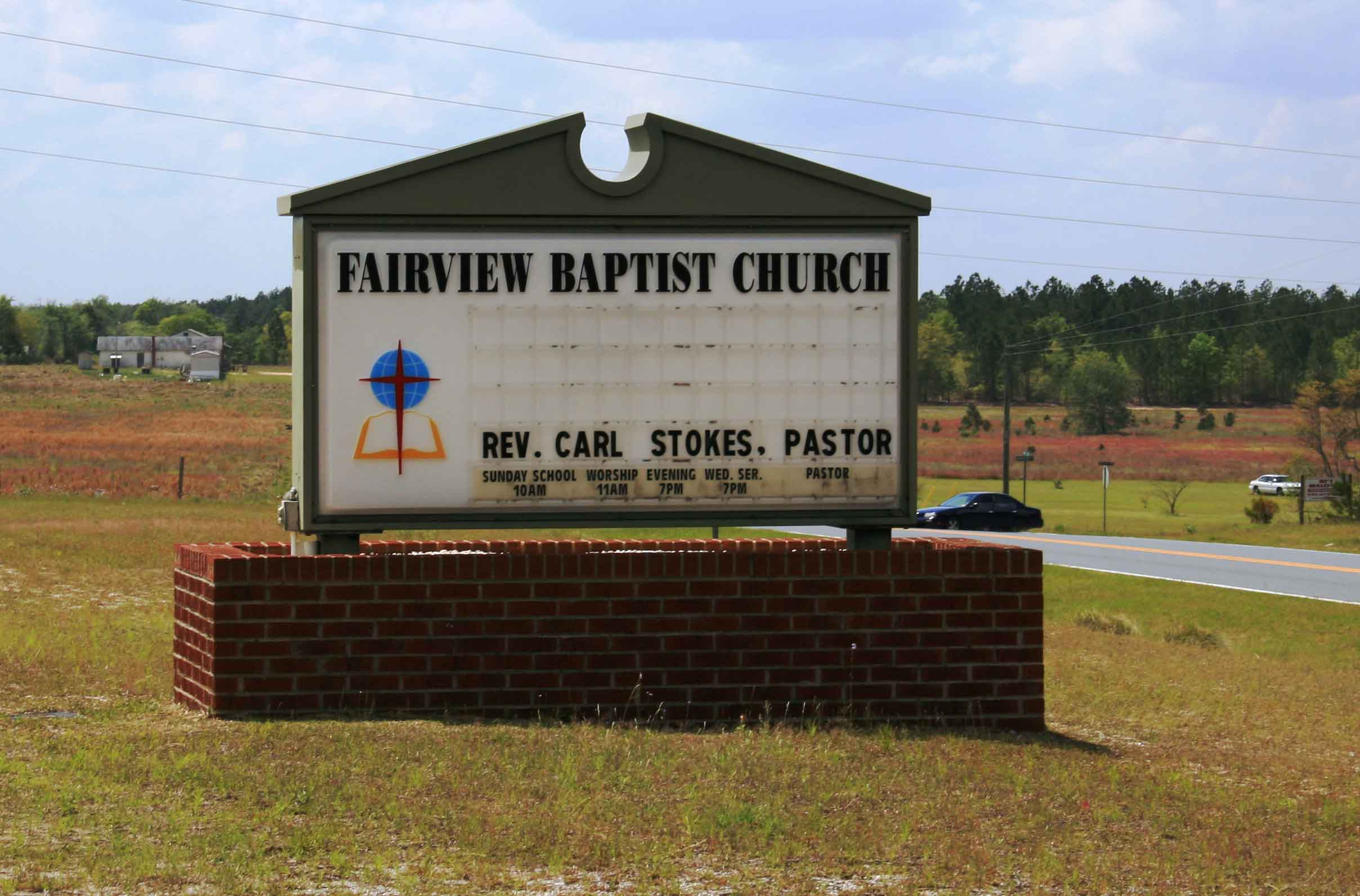 Fairview Baptist Church Cemetery