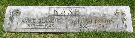 William Payton Nash