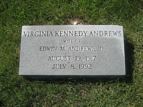 Virginia <i>Kennedy</i> Andrews