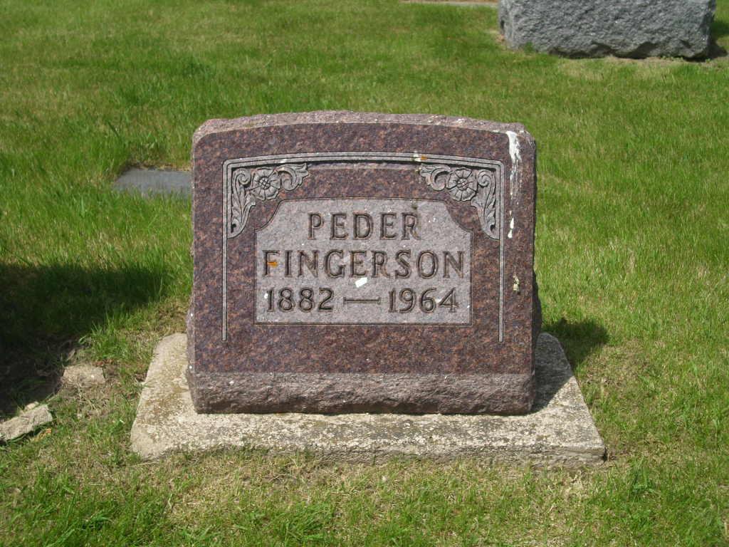 Peder Fingerson