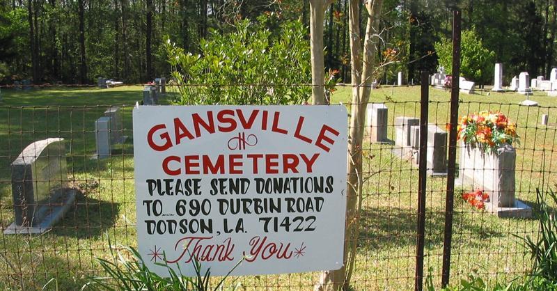 Gansville Cemetery