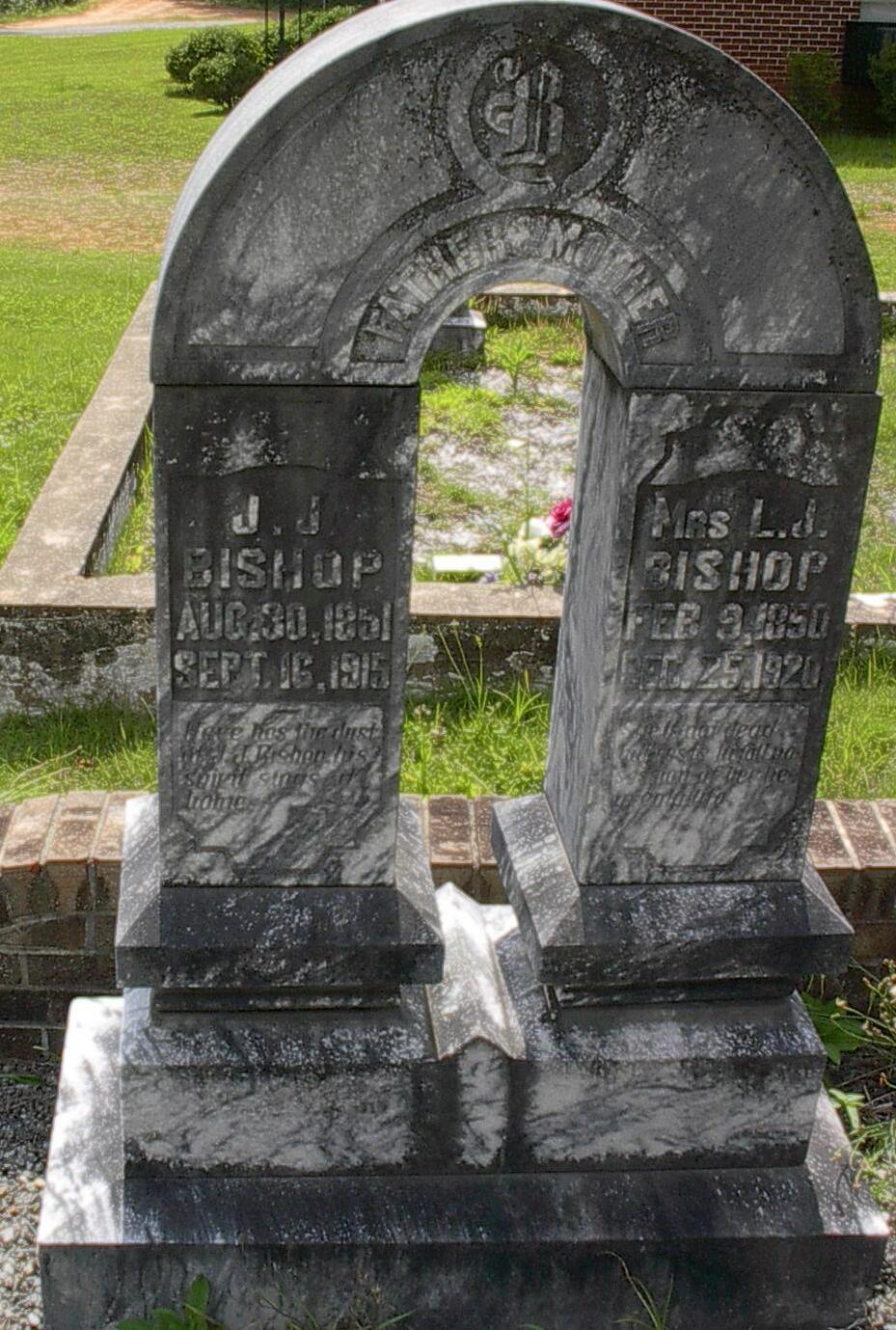 John Jefferson Bishop