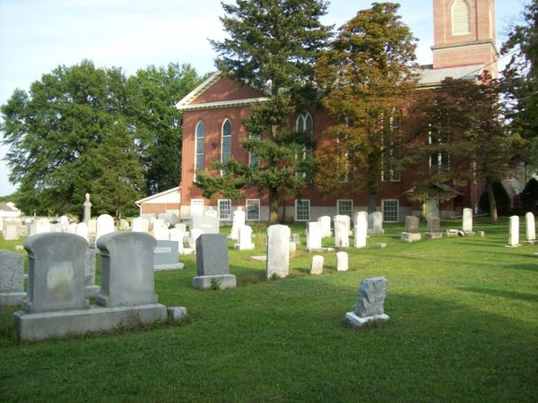 Maidencreek Cemetery