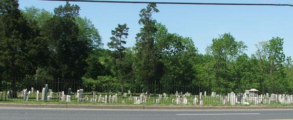 Pemberton Baptist Cemetery