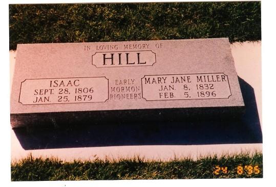 Isaac John Hill