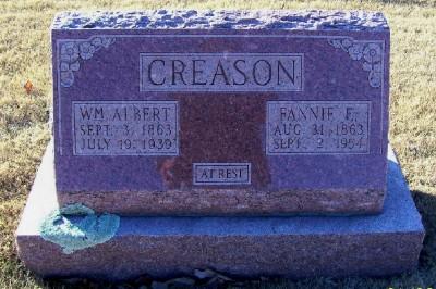 William Albert Creason