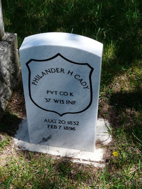 Philander Houghton Cady