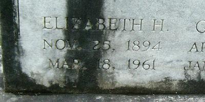Elizabeth <i>Hoppes</i> Biddix