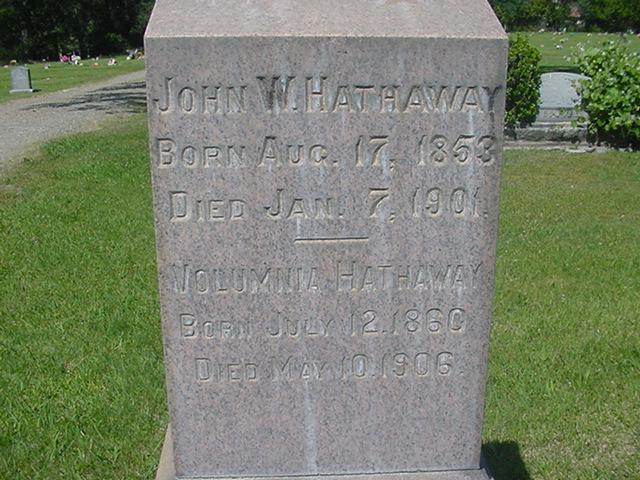 John William Hathaway