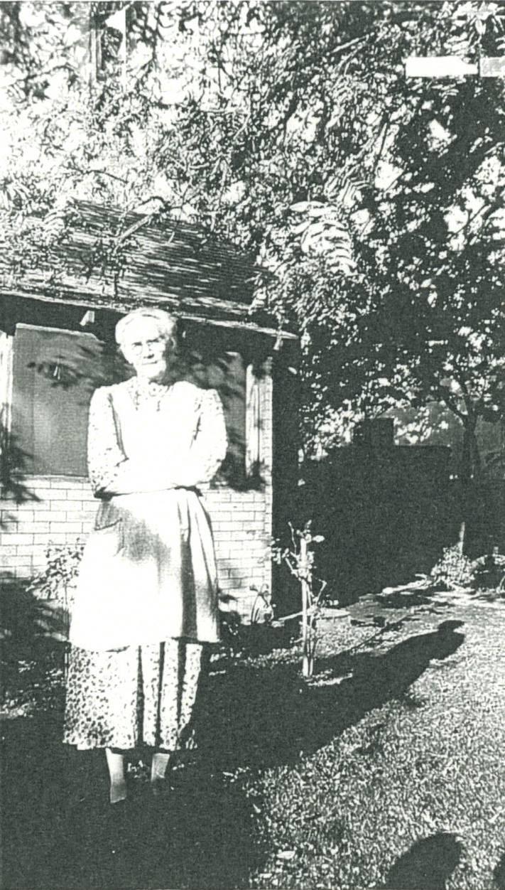 Leota Ann Oatie <i>Tilbury</i> Powers