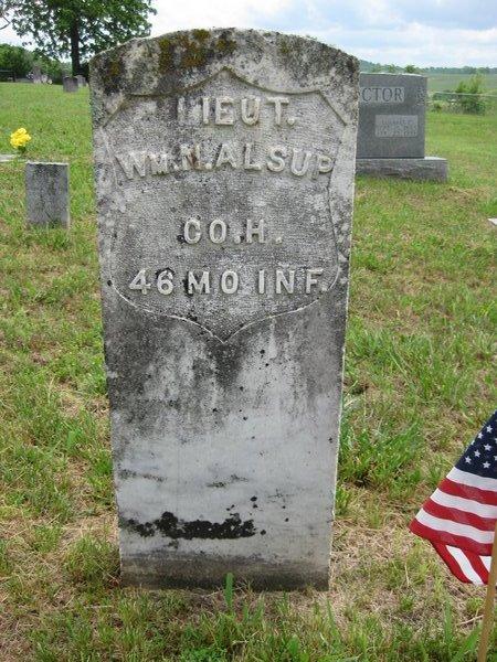 William Newton Alsup