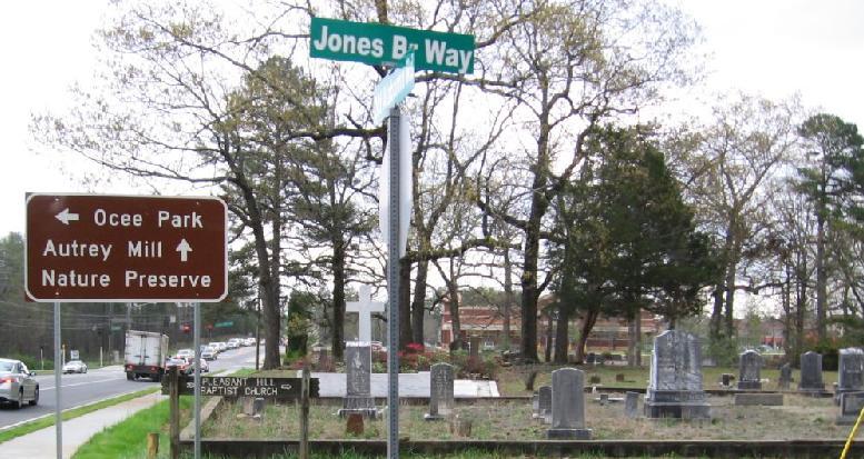 Pleasant Hill Cemetery #1