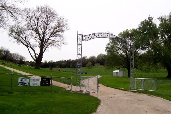 High Creek Cemetery