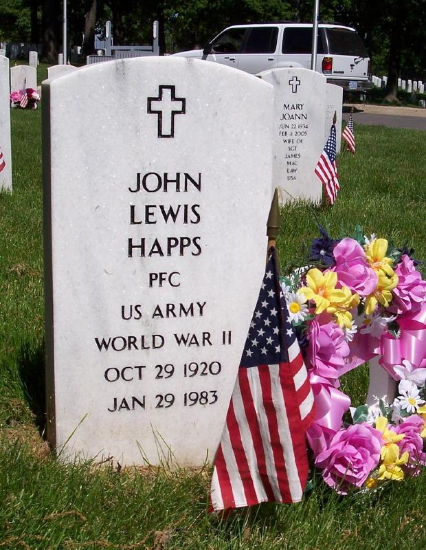 John Lewis Happs
