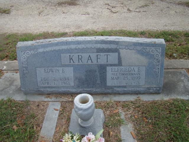 Edwin Eddie Kraft