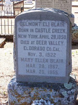Mary Ellen Blair