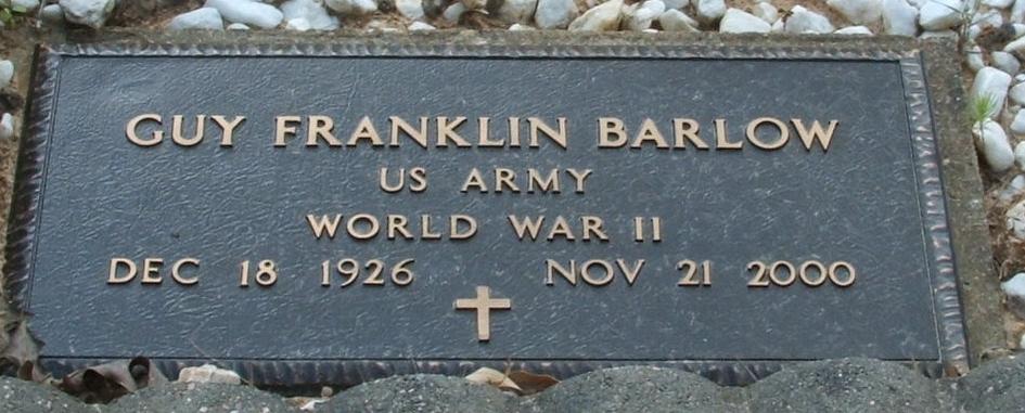 Guy Franklin Barlow